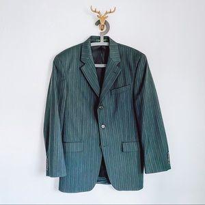 Lauren Ralph Lauren Pin Stripe Suit Size Med/Large